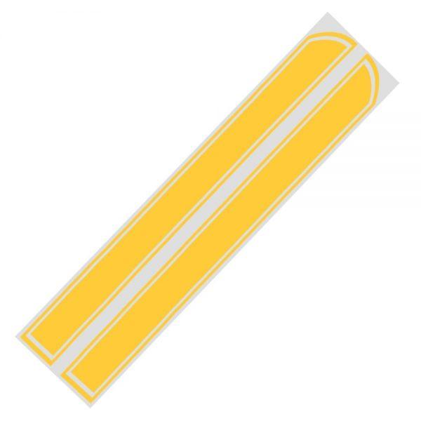 deco-pour-voiture-rallye-bande-jaune