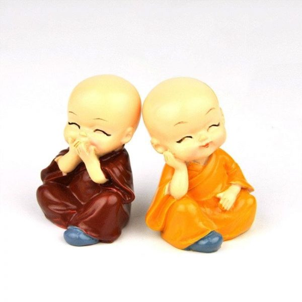 decoration-de-voiture-deux-petits-moines