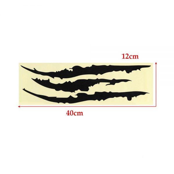 stickers_de_voiture_original_griffure_de_monstre_dimensions