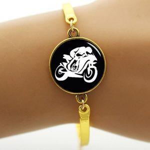 bracelet-moto-pour-femme-de-couleur-or