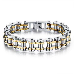 bracelet-chaine-de-moto-couleur-or-et-argent
