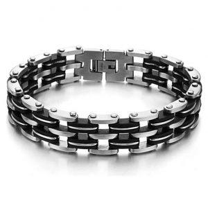 bracelet-en-forme-de-chaine-de-moto
