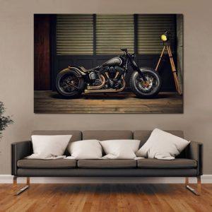 tableau-moto-vintage-mis-au-mur