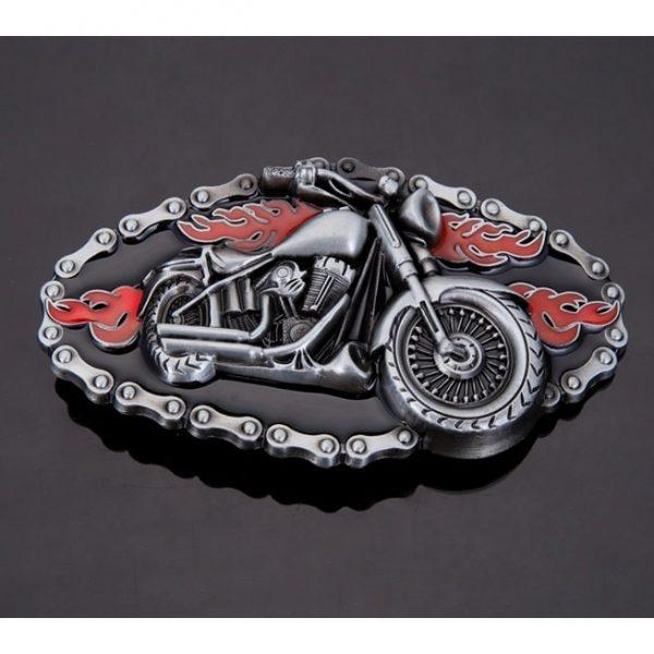 boucle-de-ceinture-biker-moto-avec-flammes