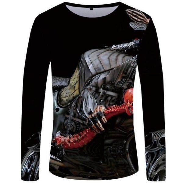 t-shirt-colonne vertebrale