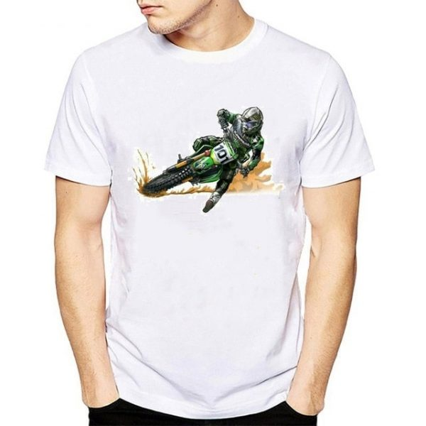 t-shirt-moto-cross-penchee