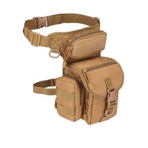 sacoche-de-cuisse-militaire-marron-vue-de-profil