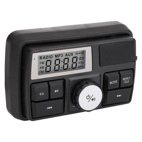 Antivol radio moto avec alarme