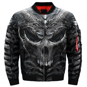 Bombers moto pour homme