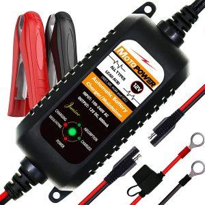 Chargeur de batterie moto