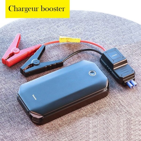 Chargeur demarreur de batterie