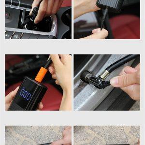 Mini compresseur 12v puissant