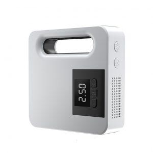 Mini compresseur allume cigare digital