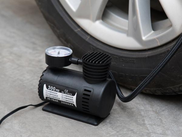 Mini compresseur électrique voiture
