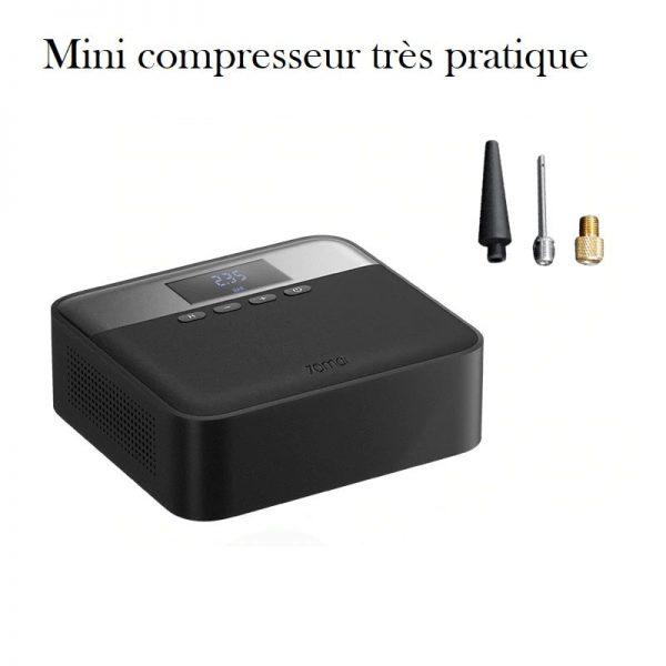 Mini compresseur portable pas cher
