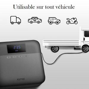 Mini compresseur portable voiture