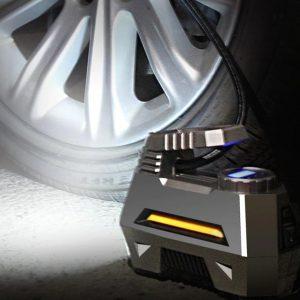 Mini compresseur voiture lampe