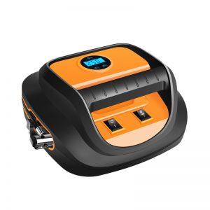 Mini gonfleur pneu digital et automatique