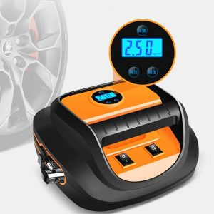 Mini gonfleur pour tout type de pneu