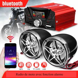 Radio pour moto
